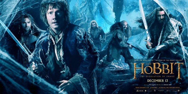 Watch The Hobbit: The Desolation of Smaug Fan Event Live Now!