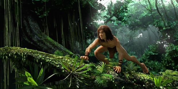 Swing With King Of The Jungle In New UK Trailer For Tarzan 3D