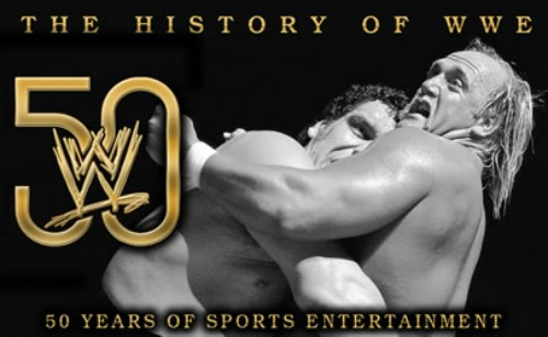 WWE Delivering Their 50 Years Of Sports Entertainment In New Box Set