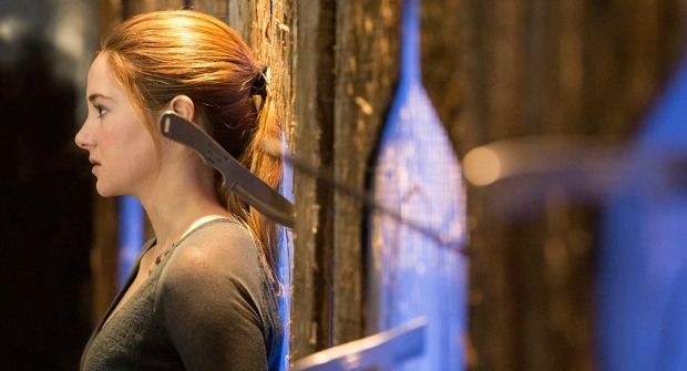 There Always Watching But You Watch Full UK Trailer For Divergent