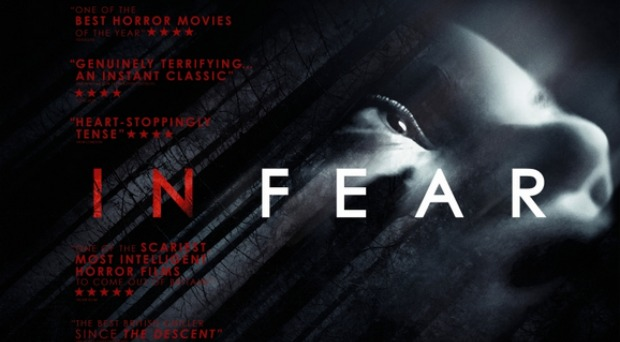 Win Studiocanal DVD Bundle And In Fear Signed Posters
