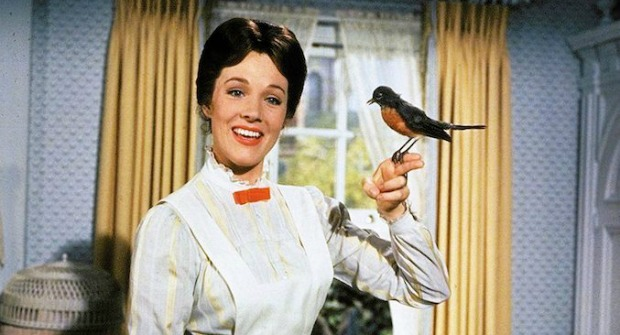Top 10 Childhood Films (Mary Poppins Feature)