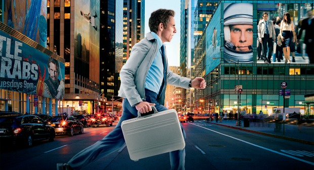 Is This Real Life or Fantasy? New Secret Life Of Walter Mitty Trailer Arrives