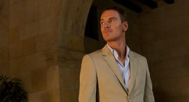 Michael Fassbender  'Entering Hades' As A Serial Killer?