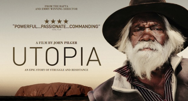 Review – John Pilger's Utopia