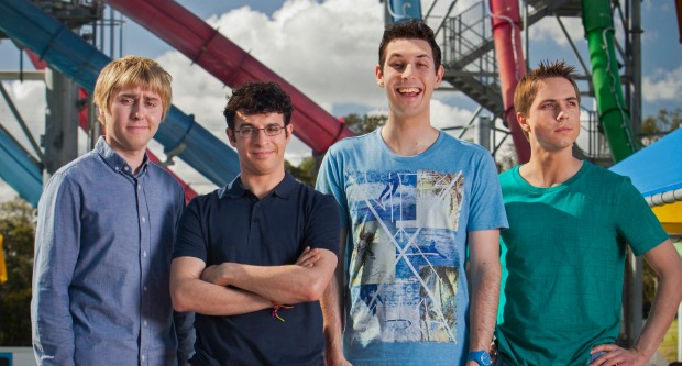 Playerz! First Image For The Inbetweeners Movie 2 Released