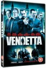 Vendetta DVD 3D