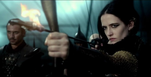 New 300: Rise Of An Empire UK Trailer Delivers The Ecstasy Of War 'Porn'