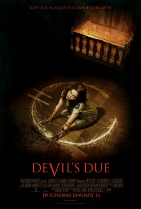 Devils Due UK Poster