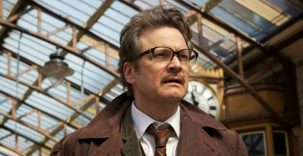 Untitled Donald Crowhurst Film Starring Colin Firth Begins Shoot