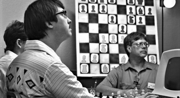 Blu-Ray Review – Computer Chess