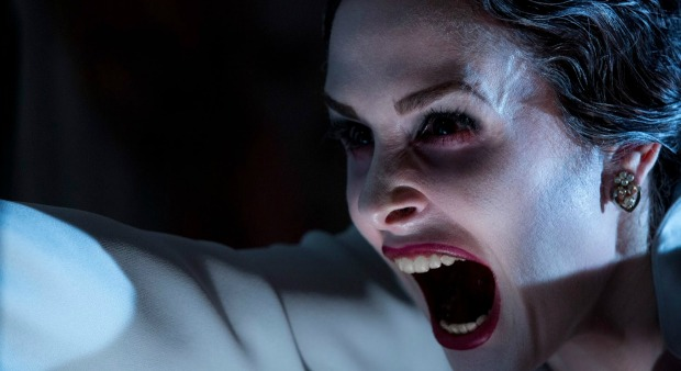 Win Insidious Chapter 2 Movie (DVD&Blu-Ray) Plus Merchandise