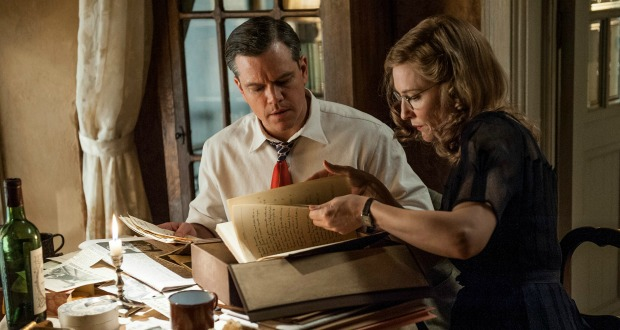 New Featurettes And Clip  From George Clooney's The Monuments Men
