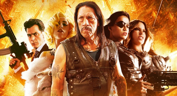Win Machete Kills On DVD Plus Cool Limited Edition T-Shirts