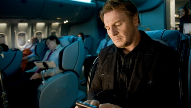 New Non Stop Clips And TV Spot See Liam Neeson Show Off Those 'Skills'