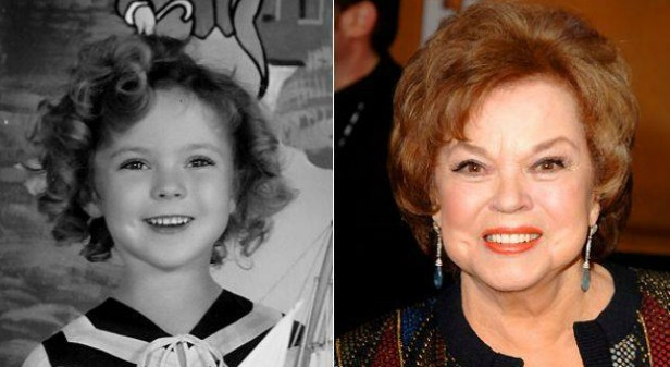 America's Sweetheart Shirley Temple Dies Aged 85