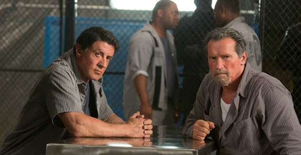 Win Escape Plan  On Blu-ray