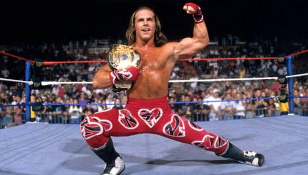 Win Shawn Michaels Mr Wrestlemania On DVD