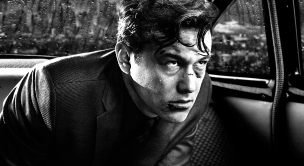 Guns, Broads And Cut Up Watch The First  Sin City: A Dame To Kill For Trailer!