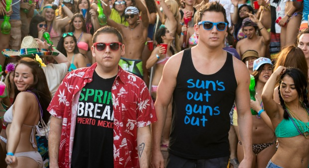 Party Like It's Your Job 22 Jump Street To Get Home Release