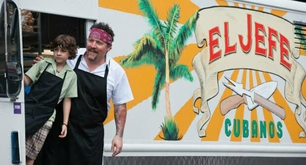 Jon Favreau's The Chef Serves Up The First Trailer Online