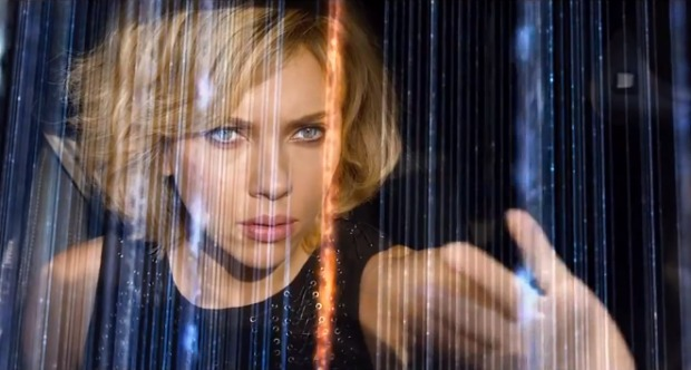 Scarlett Johansson Can Feel Everything In Luc Besson's Lucy UK Trailer