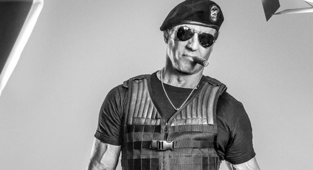 Hang on for,ONE. LAST. RIDE- Watch The Expendables 3 Roll Call Trailer