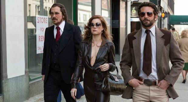 DVD Review – American Hustle (2013)