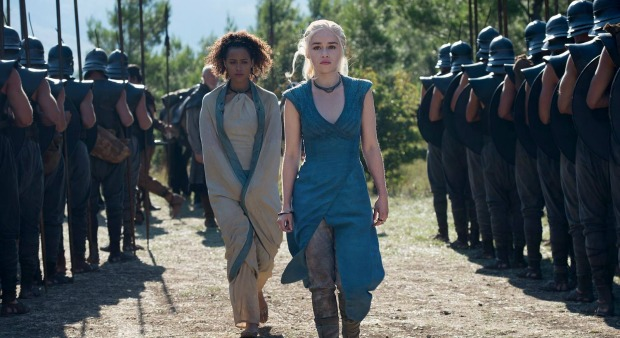 "TV Review – Game of Thrones Season 4 Premiere ""Two swords"" (4th April 2014)"