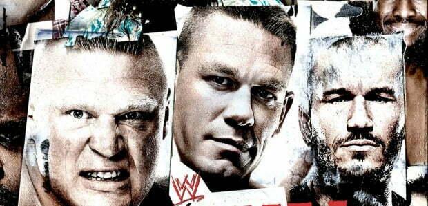 Win Royal Rumble 2014 on DVD