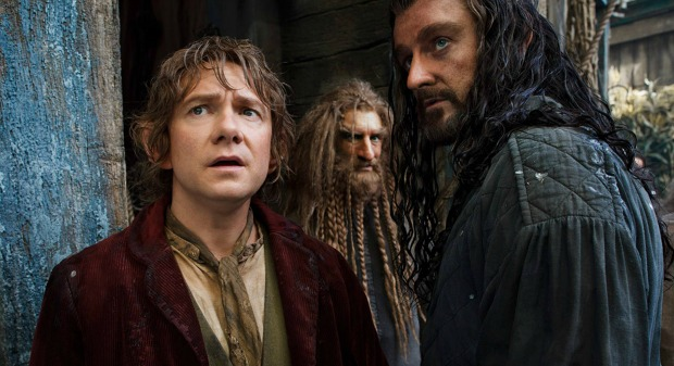 Blu-ray Review – The Hobbit: The Desolation of Smaug (2013)