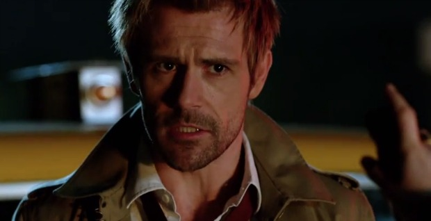 The Master Of Dark Arts aka Constantine TV Show Gets First Trailer