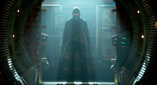 The Racoon And Tree Speaks In New Guardians Of The Galaxy Trailer