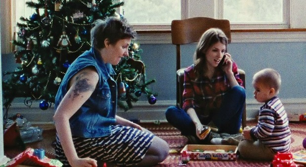 Unwrap The First Trailer For  Joe Swanberg's Happy Christmas