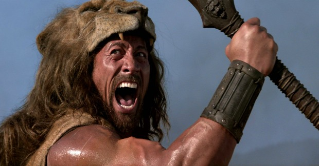 The Rock Cannot Escape His Fate In New Hercules UK Trailer