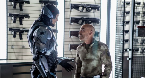 Blu-ray Review – Robocop (2014)