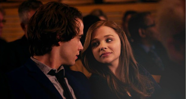 Live For Love In The New If I Stay UK Trailer