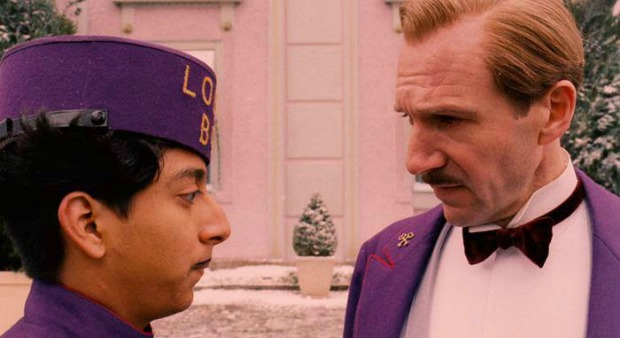 Blu-ray Review – The Grand Budapest Hotel (2014)