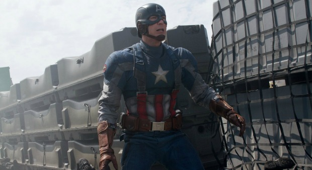 DVD Review – Captain America: The Winter Soldier (2014)