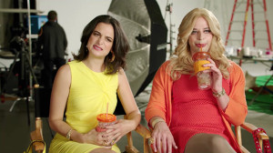 Jenny Slate and Nick Kroll as PubLIZity - Kroll Show