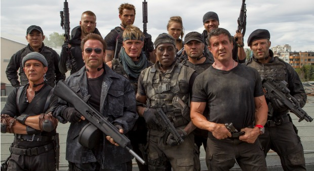 Film Review – The Expendables 3 (2014)