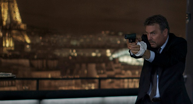 Win 3 Days To Kill On Blu-ray Starring Kevin Costner