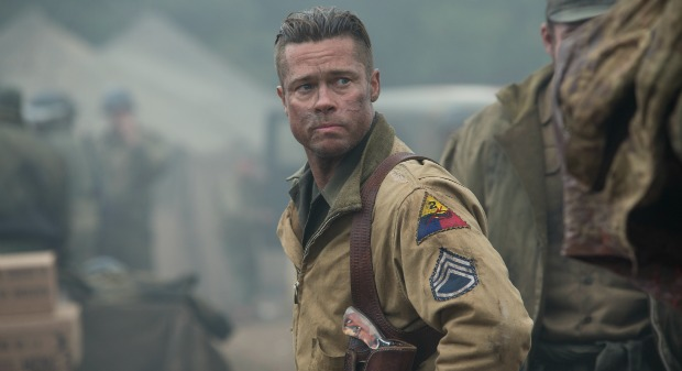 Win A Fury Goody Bag Including Blu-ray Copy Of Film