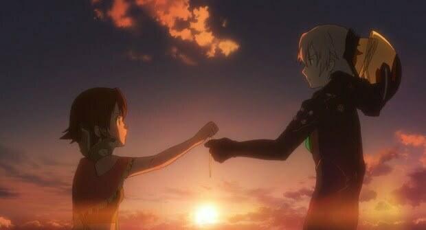 Anime – Win Gargantia On The Verdurous Planet On Blu-ray