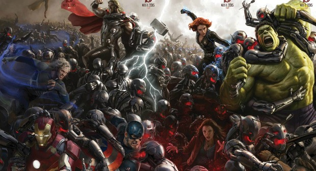 Marvel's  Avengers: Age Of Ultron First Trailer Is Here It's 'Beautiful'