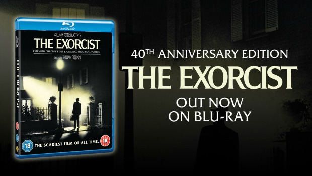Win The Exorcist on Blu-ray!