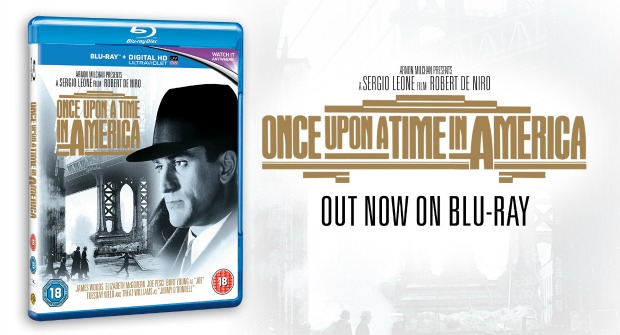 Win Once Upon A Time In America on Blu-ray!