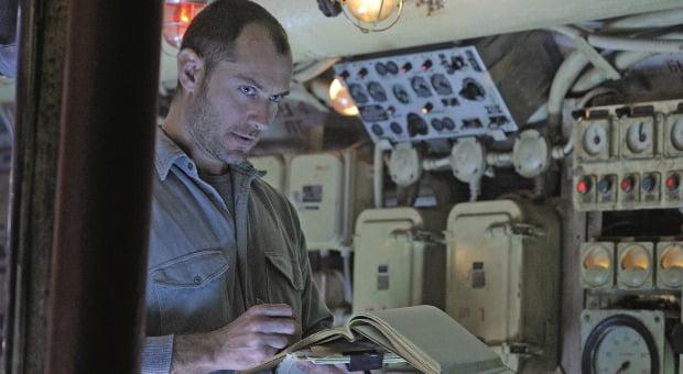 Jude Law Wants Nazi Gold In The Black Sea UK Trailer