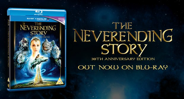 Win The NeverEnding Story on Blu-Ray!