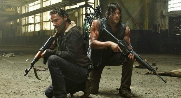 Television Review – The Walking Dead Season 5 Premiere 'No Sanctuary'